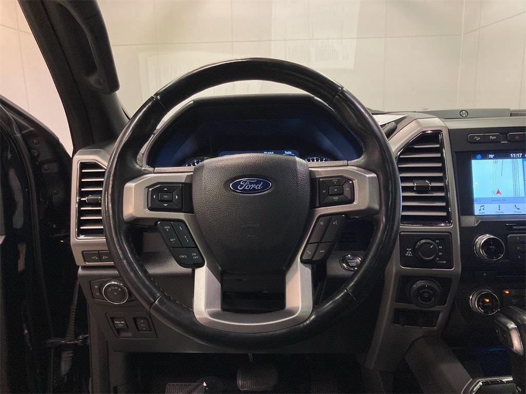 2018 Ford F-150 SuperCrew Cab 4x4, Pickup #W210424B - photo 28