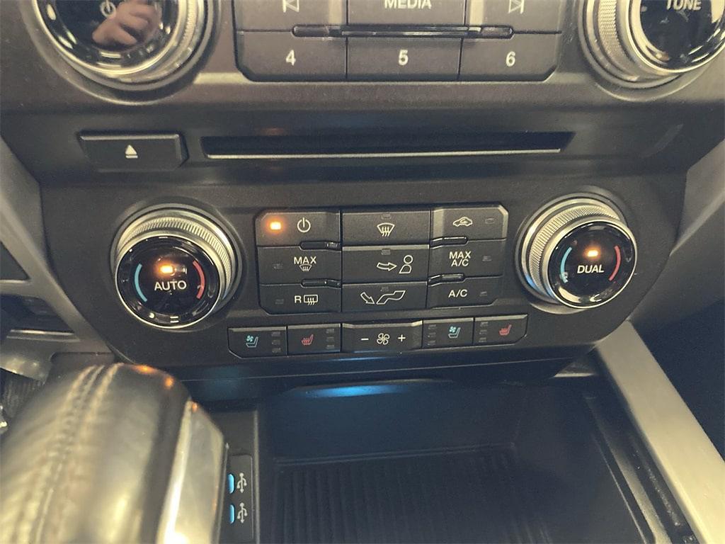 2018 Ford F-150 SuperCrew Cab 4x4, Pickup #W210424B - photo 32