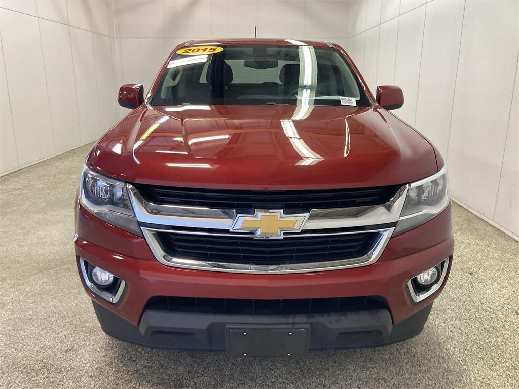 2015 Chevrolet Colorado Crew Cab 4x2, Pickup #W210426A - photo 1
