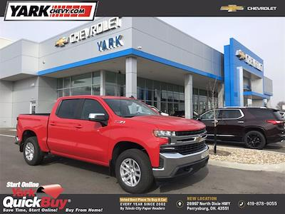 2021 Chevrolet Silverado 1500 Crew Cab 4x4, Pickup #W210432 - photo 1