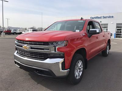 2021 Chevrolet Silverado 1500 Crew Cab 4x4, Pickup #W210432 - photo 3