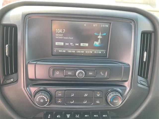 2021 Silverado 4500 Regular Cab DRW 4x2,  Cab Chassis #W210434 - photo 17
