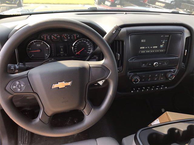 2021 Chevrolet Silverado 4500 Regular Cab DRW 4x2, Parkhurst Toughline Landscape Dump #W210435 - photo 14