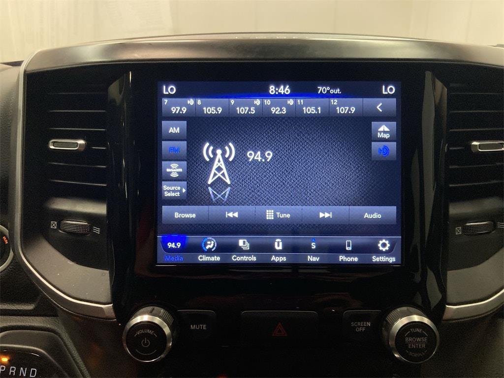 2020 Ram 1500 Crew Cab 4x4, Pickup #W210471A - photo 28
