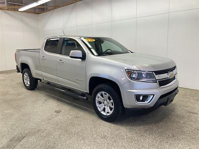 2018 Chevrolet Colorado Crew Cab 4x4, Pickup #W210481A - photo 1