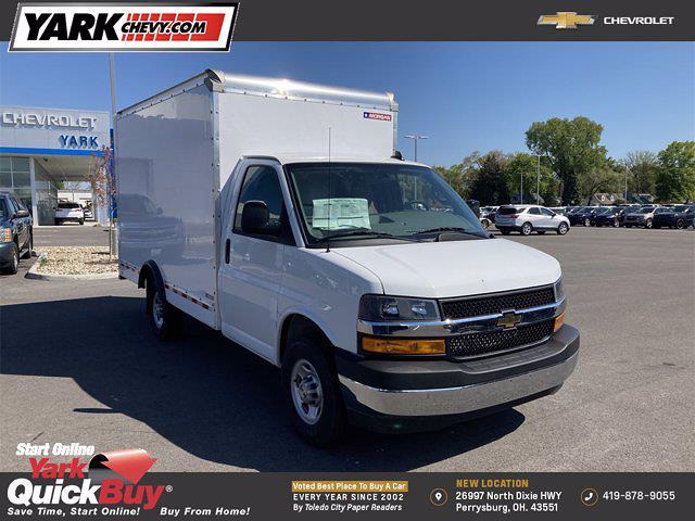 2021 Chevrolet Express 3500 4x2, Morgan Cutaway Van #W210496 - photo 1