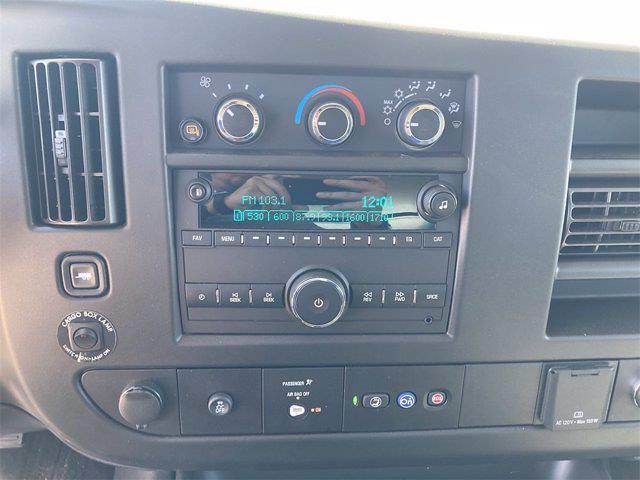 2021 Chevrolet Express 3500 4x2, Morgan Mini-Mover Cutaway Van #W210496 - photo 15