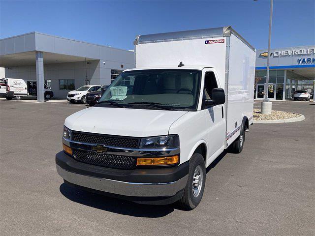 2021 Chevrolet Express 3500 4x2, Morgan Mini-Mover Cutaway Van #W210496 - photo 3