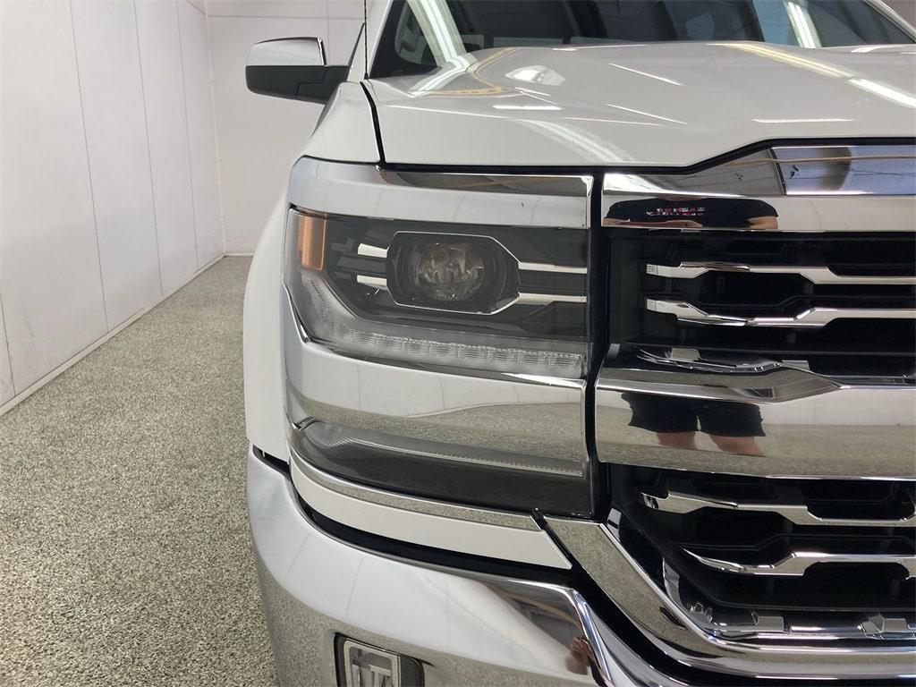 2018 Chevrolet Silverado 1500 Double Cab 4x4, Pickup #W210509A - photo 10