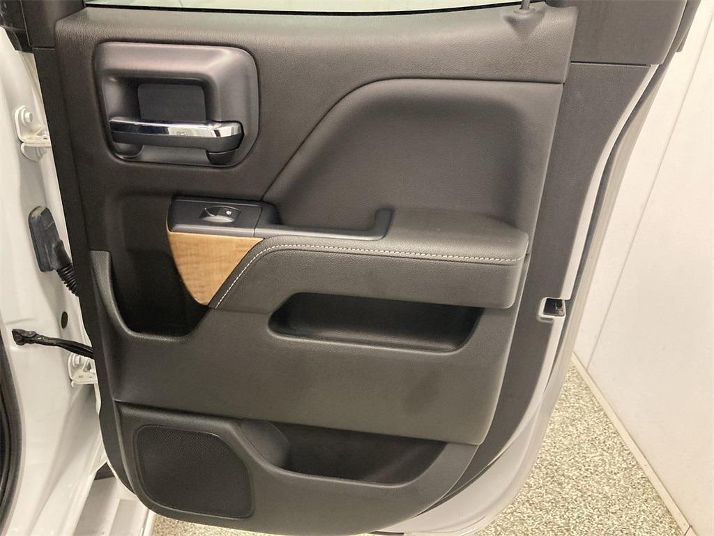 2018 Chevrolet Silverado 1500 Double Cab 4x4, Pickup #W210509A - photo 15