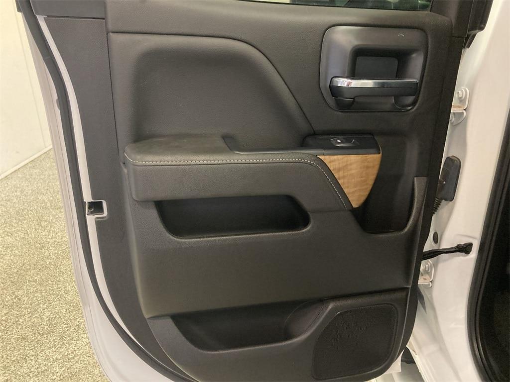 2018 Chevrolet Silverado 1500 Double Cab 4x4, Pickup #W210509A - photo 21
