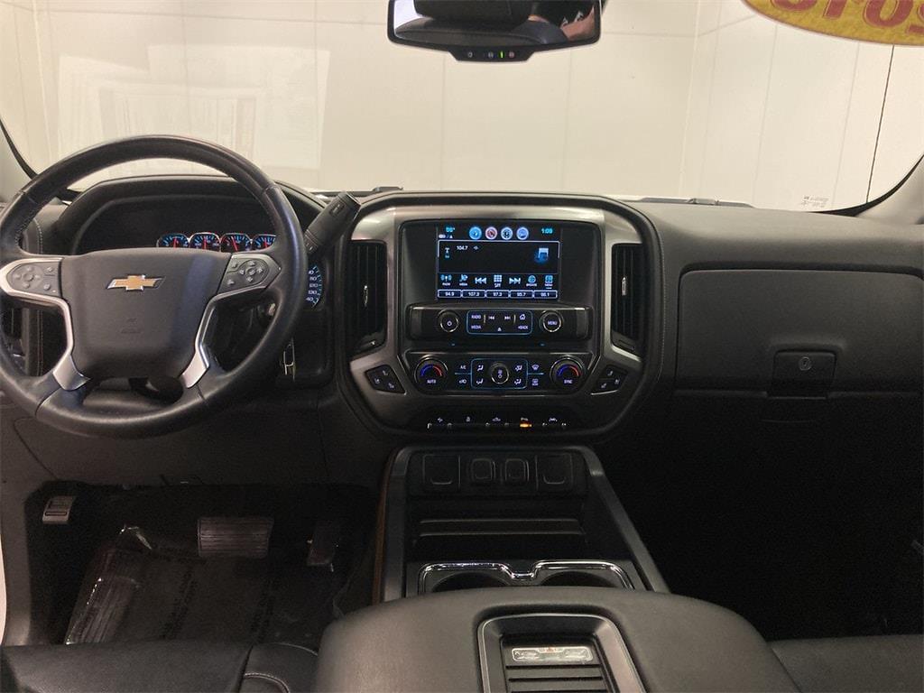 2018 Chevrolet Silverado 1500 Double Cab 4x4, Pickup #W210509A - photo 26
