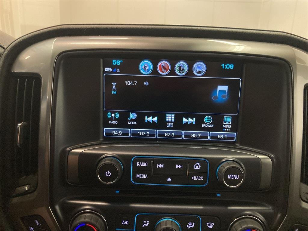 2018 Chevrolet Silverado 1500 Double Cab 4x4, Pickup #W210509A - photo 28