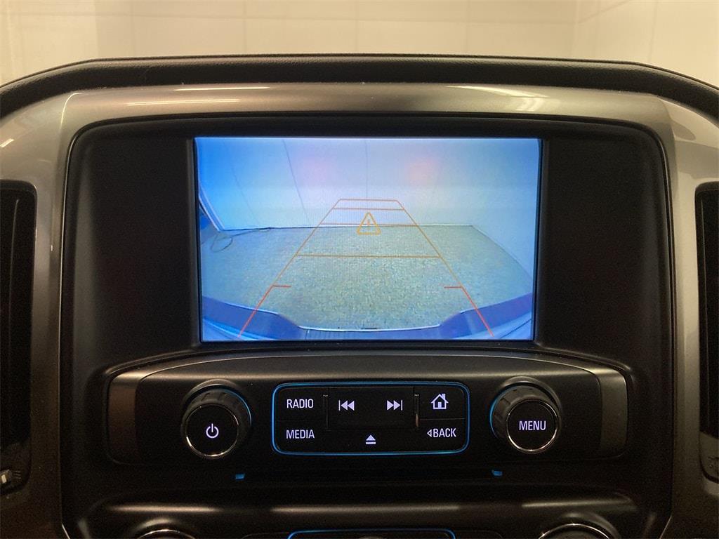 2018 Chevrolet Silverado 1500 Double Cab 4x4, Pickup #W210509A - photo 29