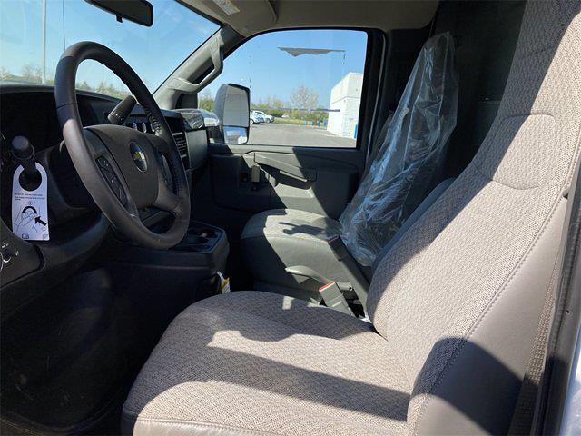 2021 Chevrolet Express 3500 DRW 4x2, Morgan Dry Freight #W210519 - photo 11