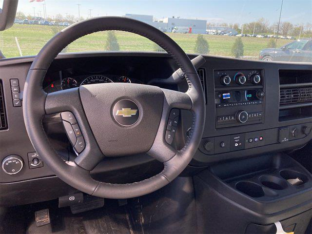 2021 Chevrolet Express 3500 DRW 4x2, Morgan Dry Freight #W210519 - photo 14