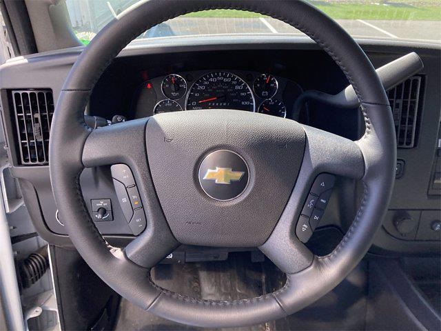2021 Chevrolet Express 3500 DRW 4x2, Morgan Dry Freight #W210519 - photo 15