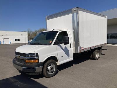 2021 Chevrolet Express 3500 DRW 4x2, Morgan Dry Freight #W210519 - photo 3