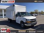 2021 Chevrolet Express 3500 DRW 4x2, Morgan Dry Freight #W210519 - photo 1