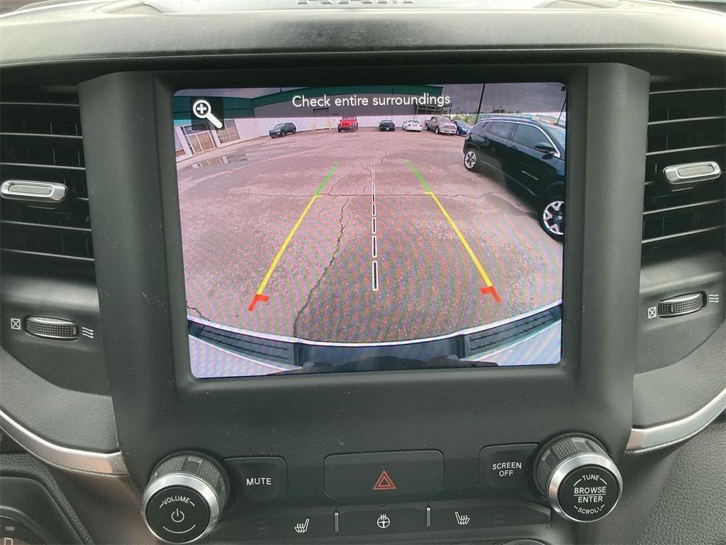 2020 Ram 1500 Crew Cab 4x4, Pickup #W210533A - photo 28