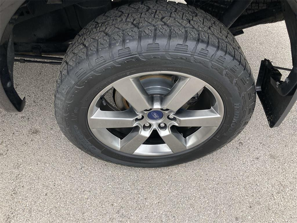 2016 Ford F-150 SuperCrew Cab 4x4, Pickup #W210535A - photo 18