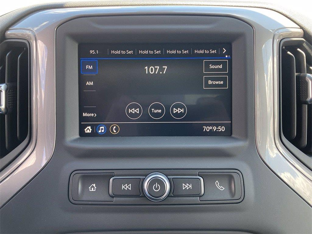 2021 Chevrolet Silverado 2500 Crew Cab 4x4, Pickup #W210548 - photo 18