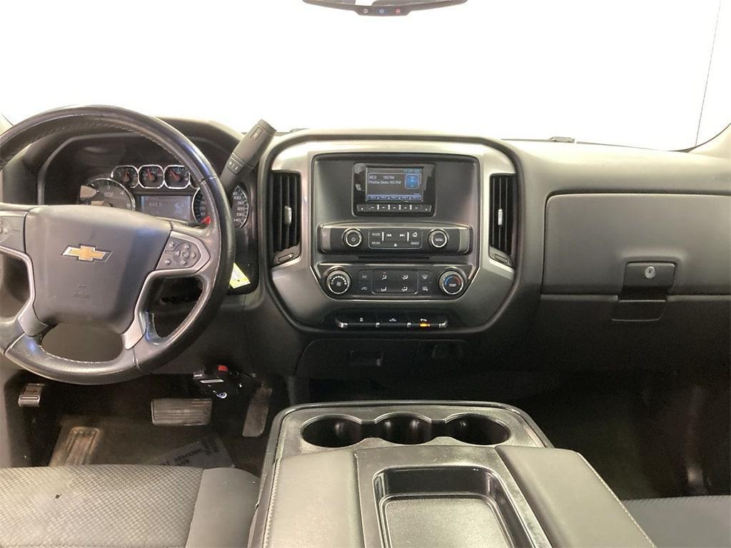 2015 Chevrolet Silverado 1500 Double Cab 4x4, Pickup #W210548A - photo 26