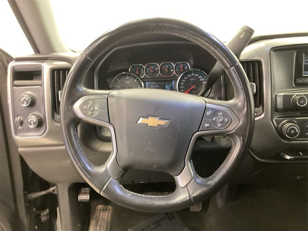 2015 Chevrolet Silverado 1500 Double Cab 4x4, Pickup #W210548A - photo 27