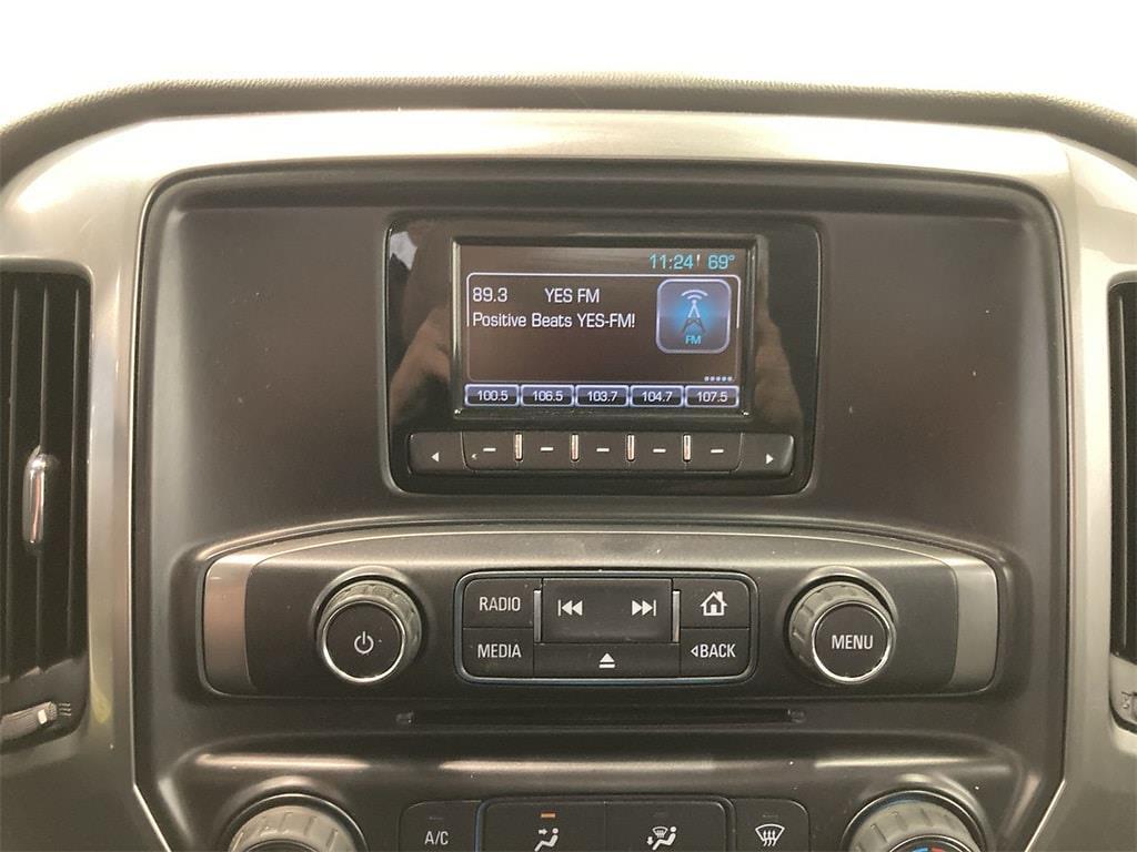 2015 Chevrolet Silverado 1500 Double Cab 4x4, Pickup #W210548A - photo 28