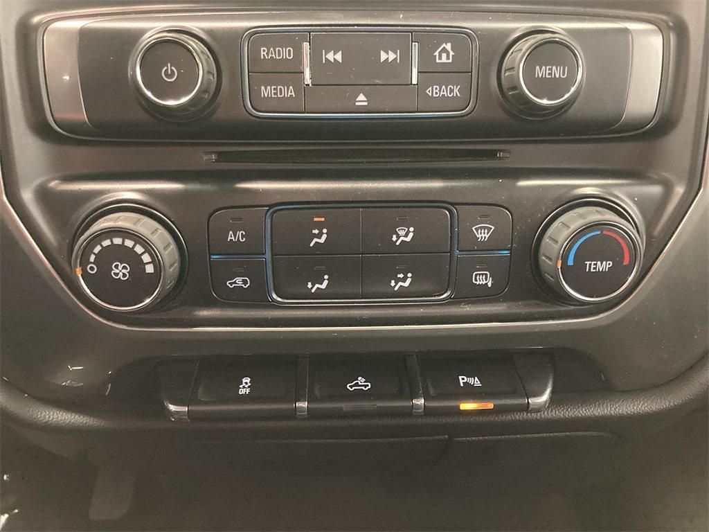 2015 Chevrolet Silverado 1500 Double Cab 4x4, Pickup #W210548A - photo 29