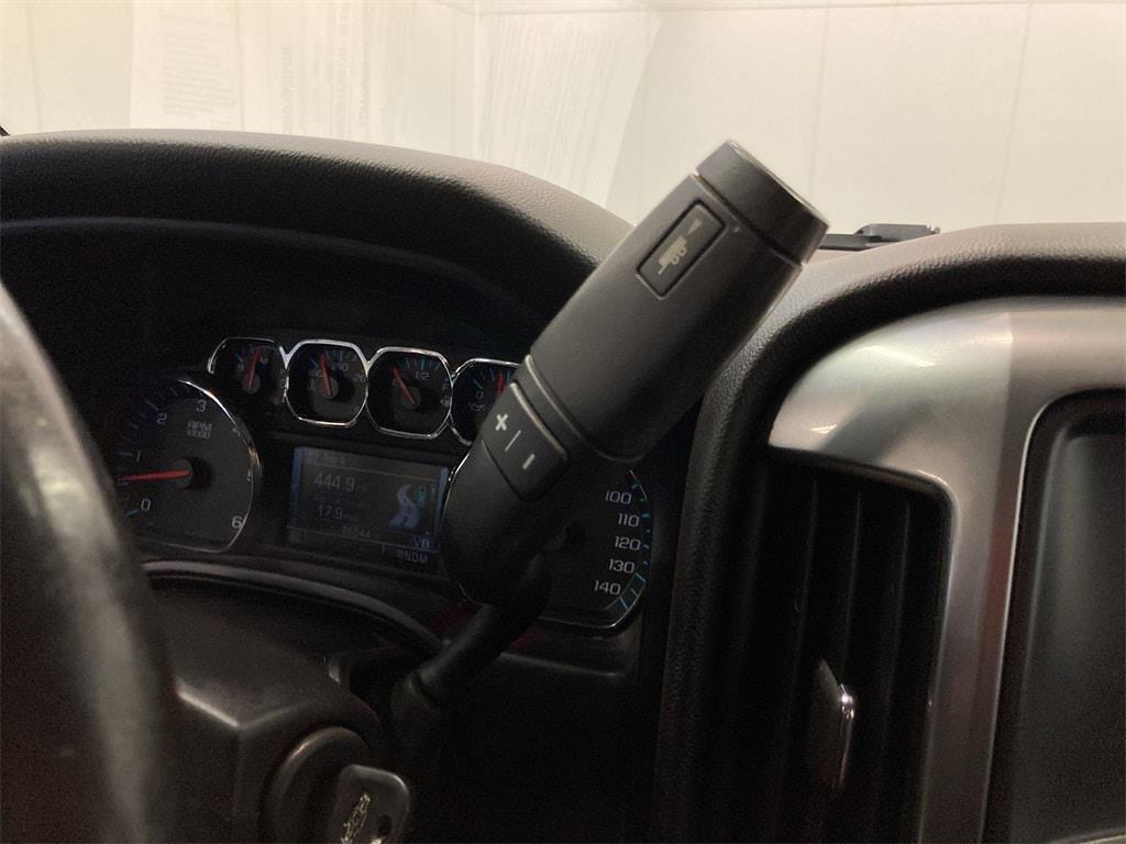 2015 Chevrolet Silverado 1500 Double Cab 4x4, Pickup #W210548A - photo 30