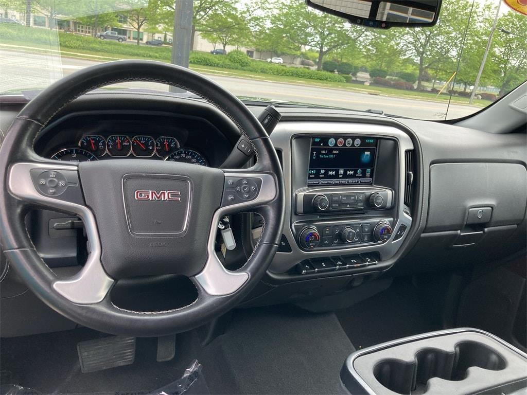 2018 GMC Sierra 1500 Crew Cab 4x4, Pickup #W210570A - photo 27