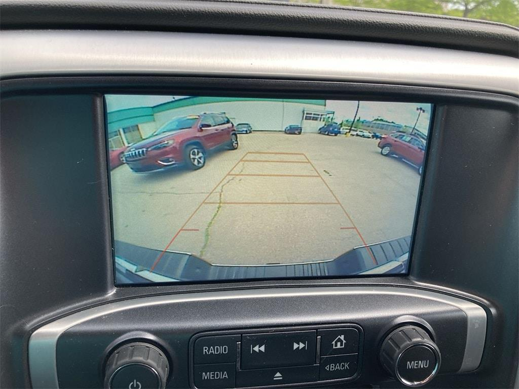 2018 GMC Sierra 1500 Crew Cab 4x4, Pickup #W210570A - photo 30