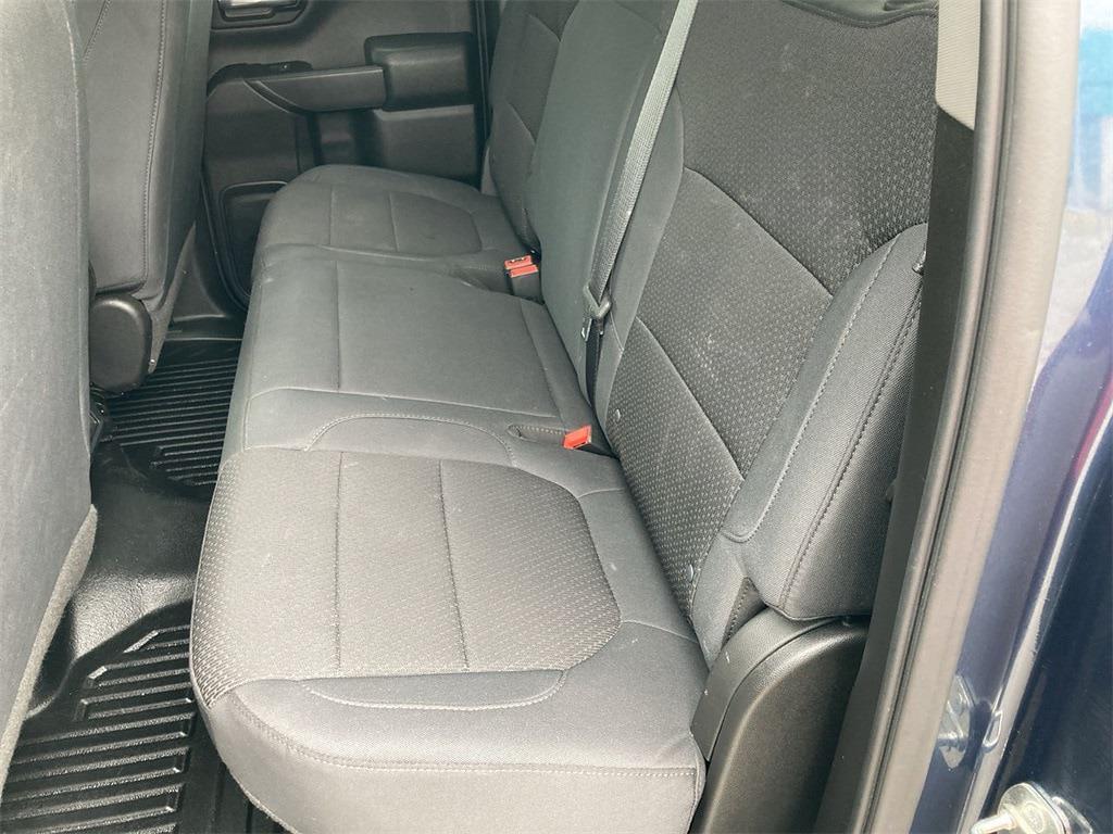 2019 Chevrolet Silverado 1500 Double Cab 4x4, Pickup #W210577A - photo 18