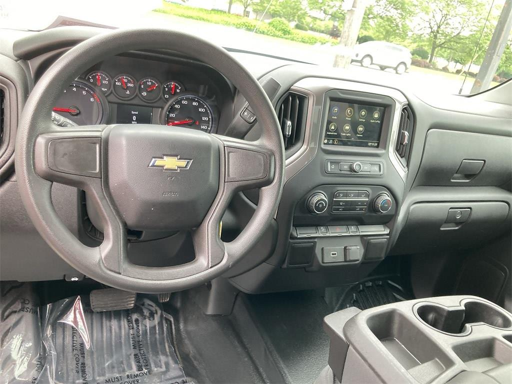 2019 Chevrolet Silverado 1500 Double Cab 4x4, Pickup #W210577A - photo 24