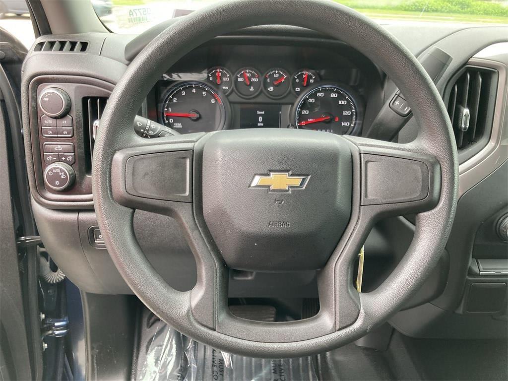 2019 Chevrolet Silverado 1500 Double Cab 4x4, Pickup #W210577A - photo 25
