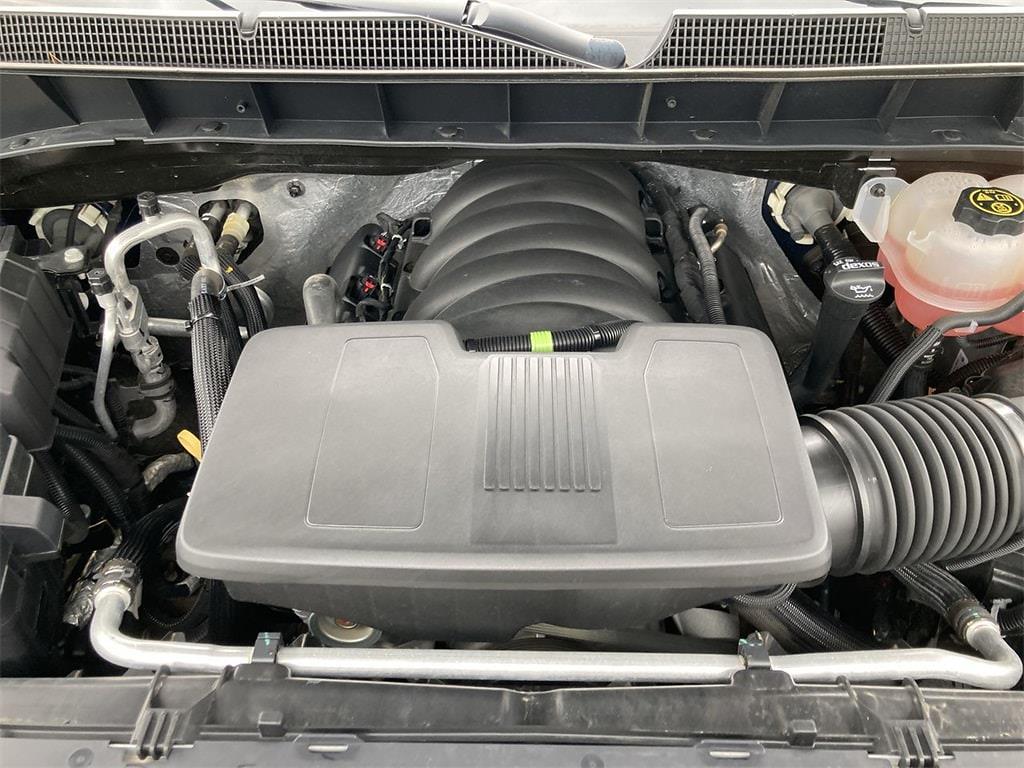 2019 Chevrolet Silverado 1500 Double Cab 4x4, Pickup #W210577A - photo 8