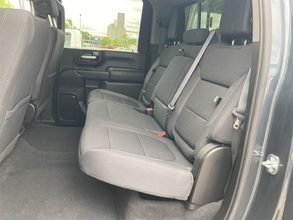 2020 Chevrolet Silverado 2500 Crew Cab 4x4, Pickup #W210577B - photo 20