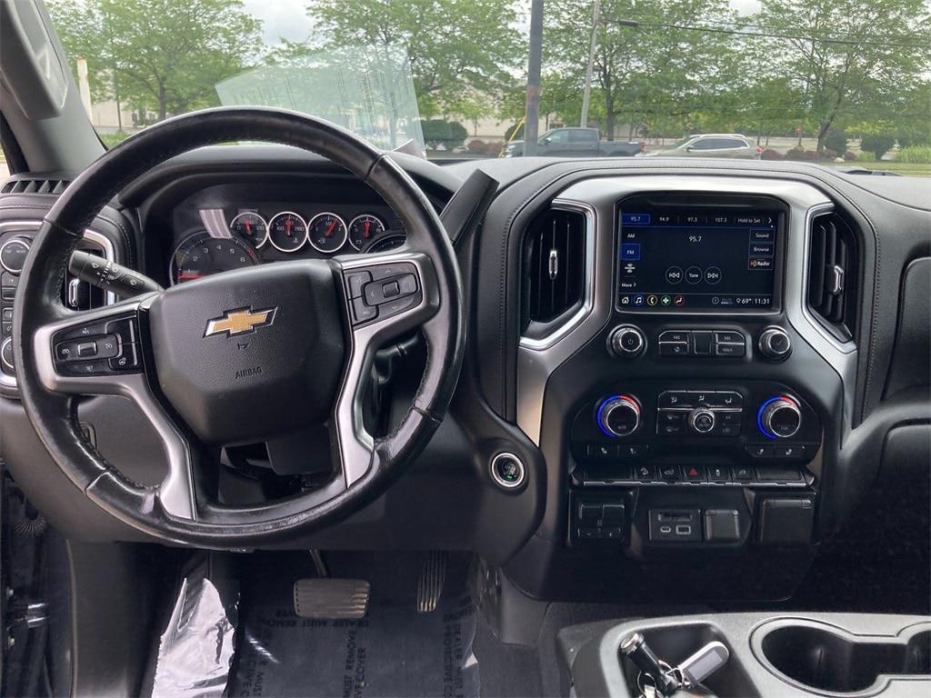 2020 Chevrolet Silverado 2500 Crew Cab 4x4, Pickup #W210577B - photo 26