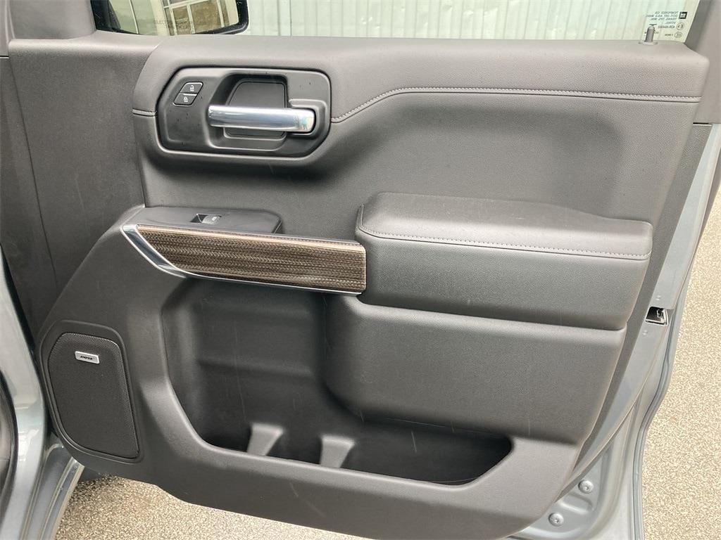 2020 Chevrolet Silverado 1500 Crew Cab 4x4, Pickup #W210583A - photo 13