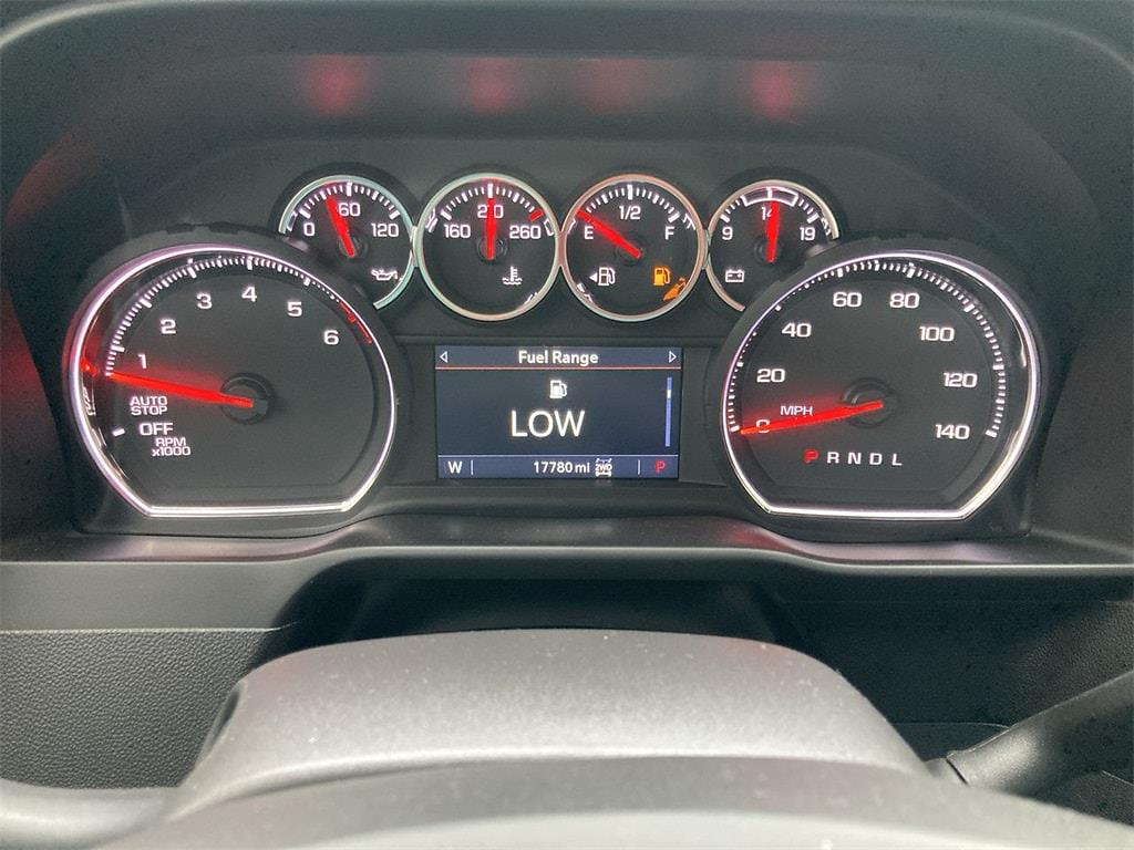 2020 Chevrolet Silverado 1500 Crew Cab 4x4, Pickup #W210583A - photo 34