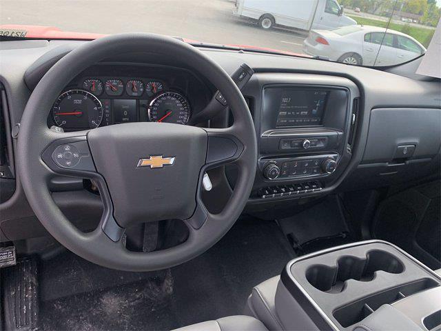 2021 Chevrolet Silverado 4500 Regular Cab DRW 4x2, Cab Chassis #W210584 - photo 16