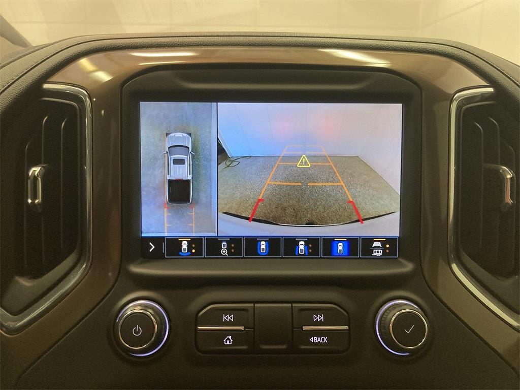 2020 Chevrolet Silverado 1500 Crew Cab 4x4, Pickup #W210591A - photo 31