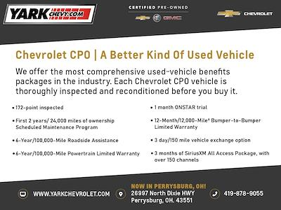 2020 Chevrolet Silverado 1500 Crew Cab 4x4, Pickup #W210591A - photo 5