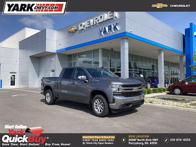2021 Chevrolet Silverado 1500 4x4, Pickup #W210596 - photo 1