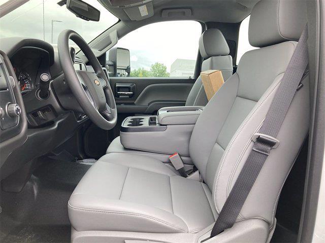 2021 Silverado 4500 Regular Cab DRW 4x2,  Air-Flo Pro-Class Dump Body #W210602 - photo 7