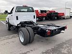 2021 Chevrolet Silverado 4500 Regular Cab DRW 4x2, ABCO Services Dump Body #W210602 - photo 2
