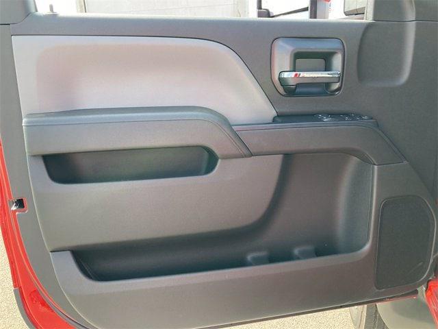 2021 Silverado 5500 Regular Cab DRW 4x2,  Cab Chassis #W210603 - photo 14