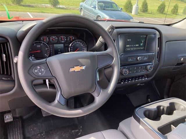 2021 Chevrolet Silverado 5500 Regular Cab DRW 4x2, Cab Chassis #W210603 - photo 16