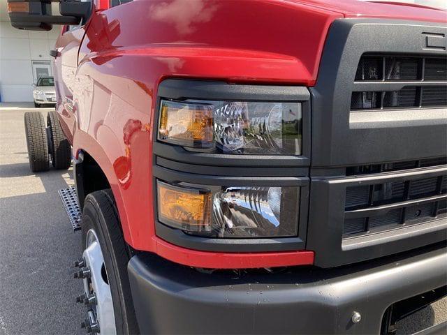 2021 Chevrolet Silverado 5500 Regular Cab DRW 4x2, Cab Chassis #W210603 - photo 7